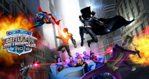 Battle for Metropolis
