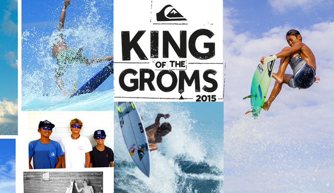 King Of The Groms 2015