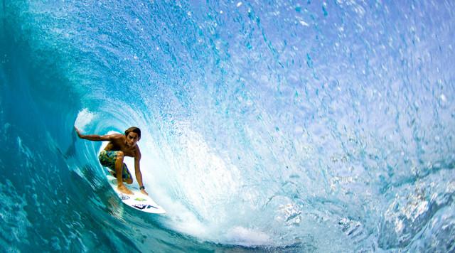 el surf