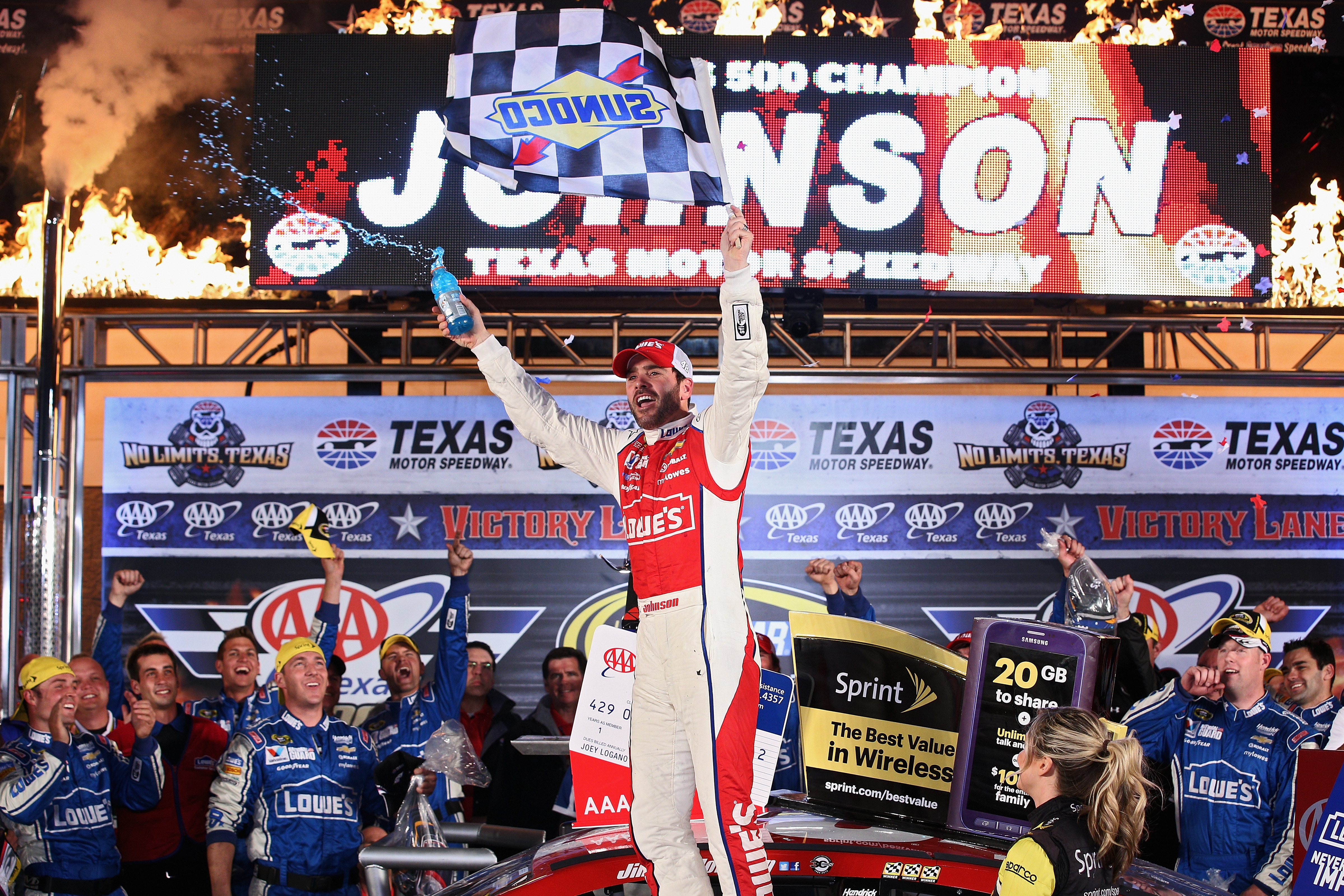 Nascar aaa texas 500 sprint cup series 2015 px sports for Texas motor speedway 2015 schedule