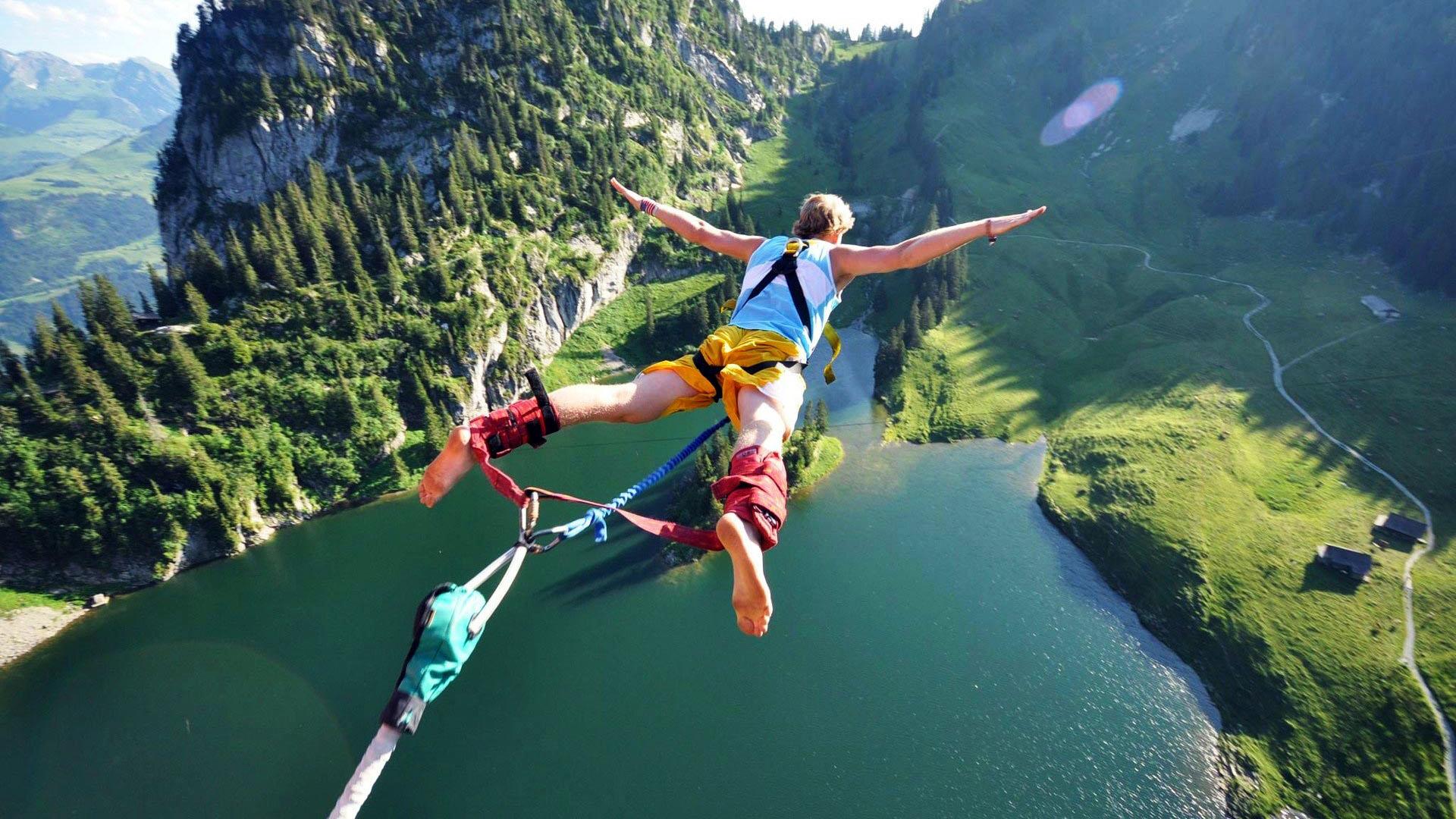 salto bungee