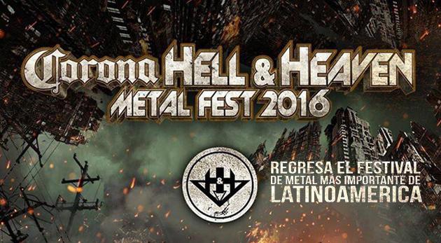 Hell & Heaven 2016