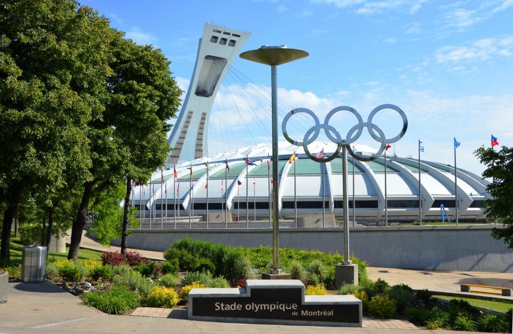 Parque Olímpico de Montreal