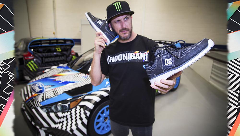 DC Shoes x Ken Block