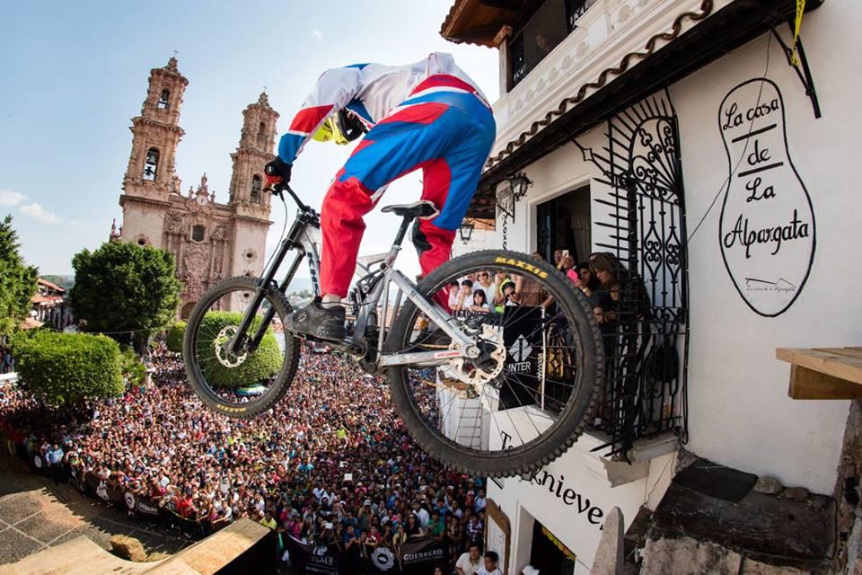 Downhill Taxco 2016