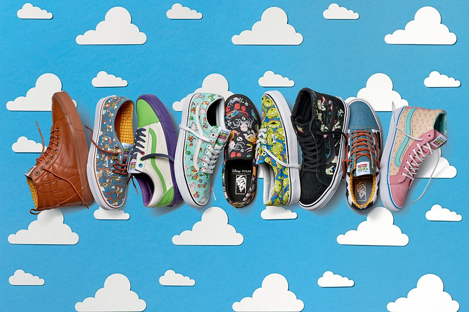 vans toy story liverpool