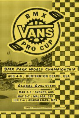 Vans BMX Pro Cup Series México