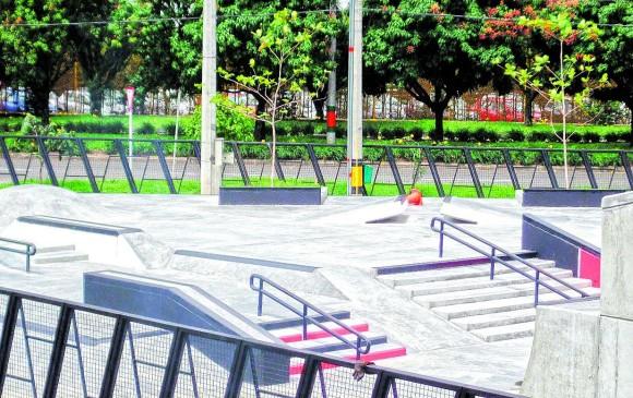 skate en Colombia