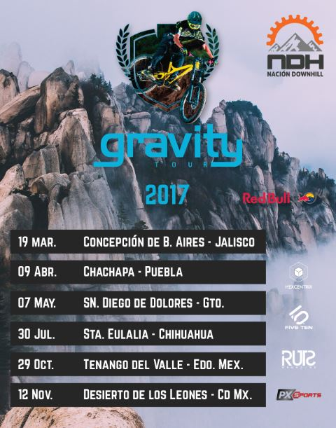 Gravity Tour