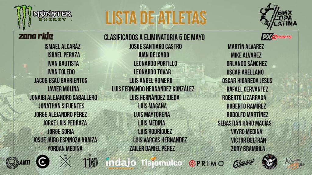 BMX Copa Latina