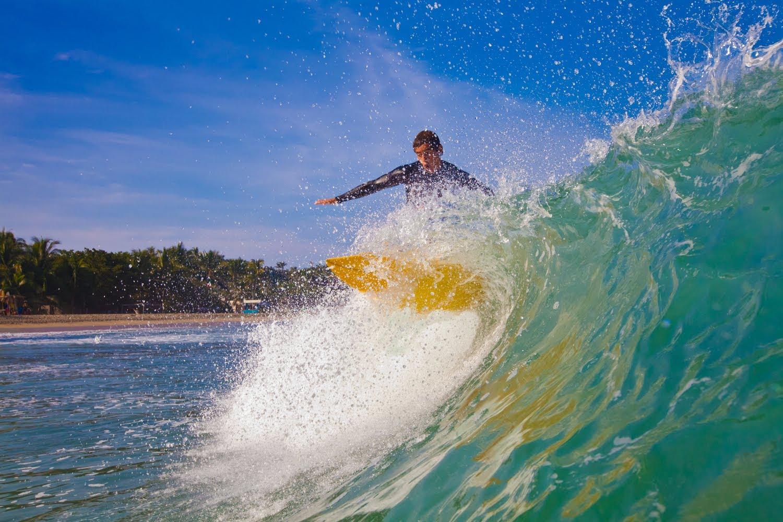 surfear en méxico