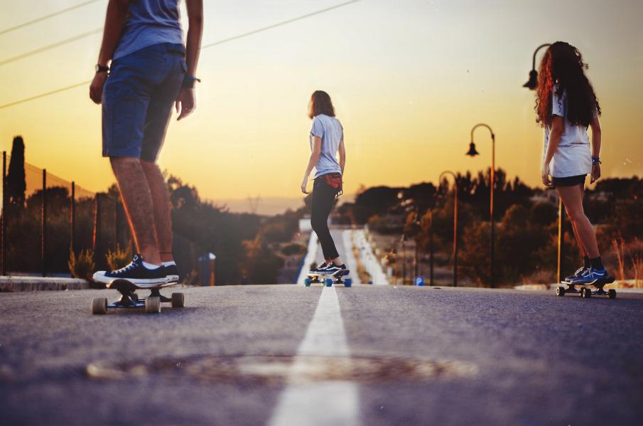 tipos de tablas de skate