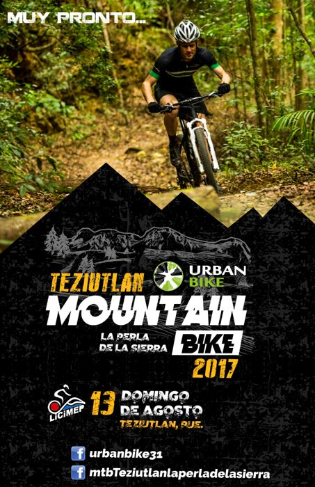 Teziutlán Mountain Bike 2017