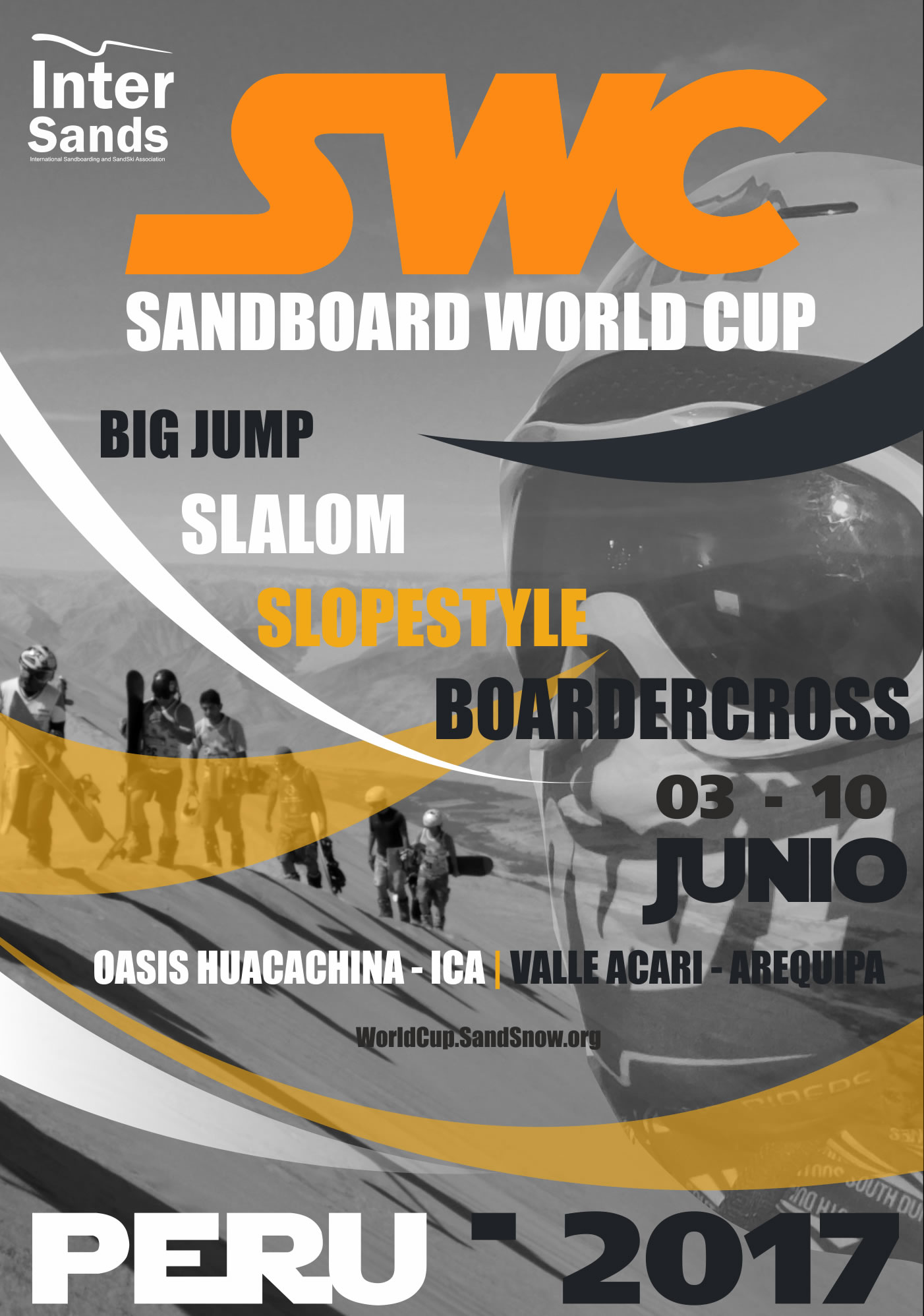 Sandboard World Cup 2017