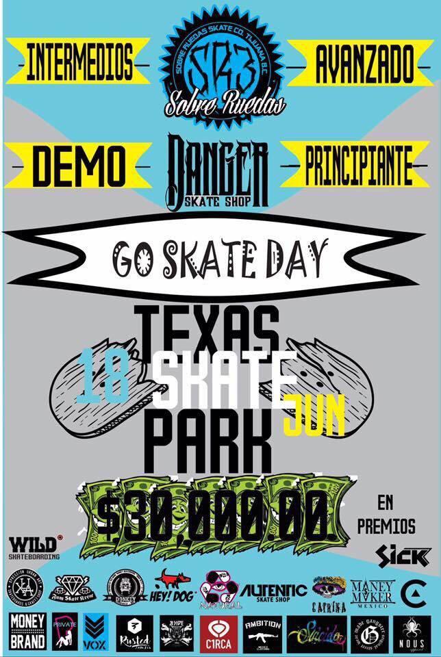 Concurso Danger Skateshop