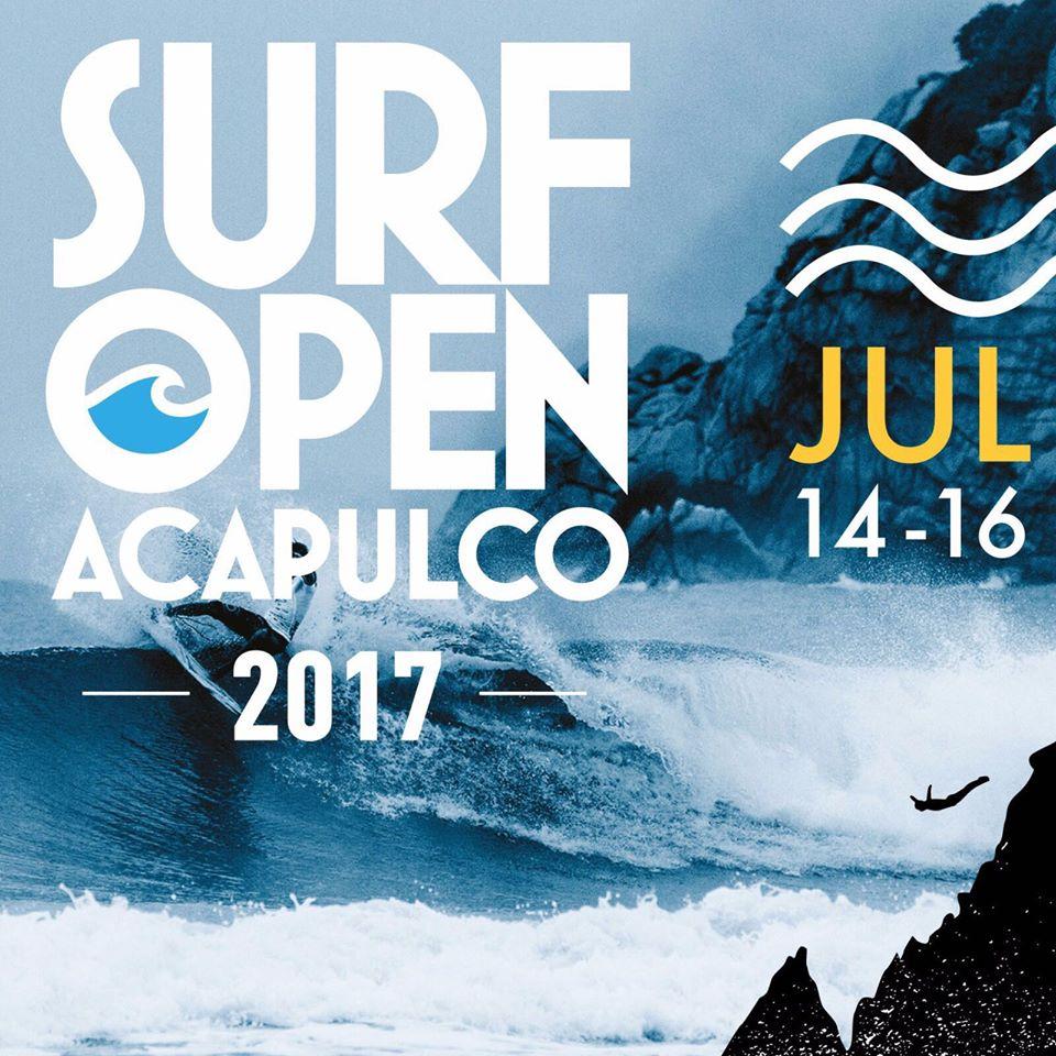 Surf Open Acapulco 2017