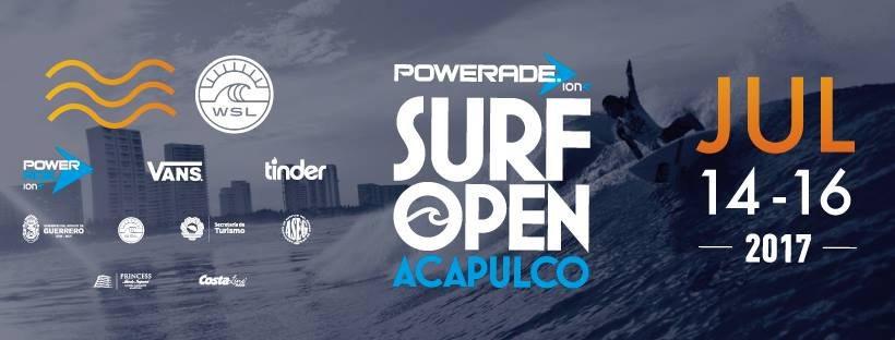 Open Surf Acapulco