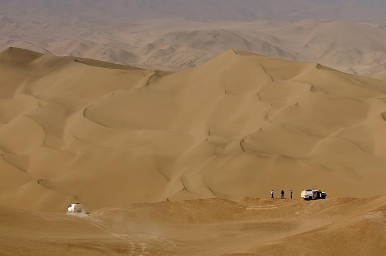dunas mendoza argentina