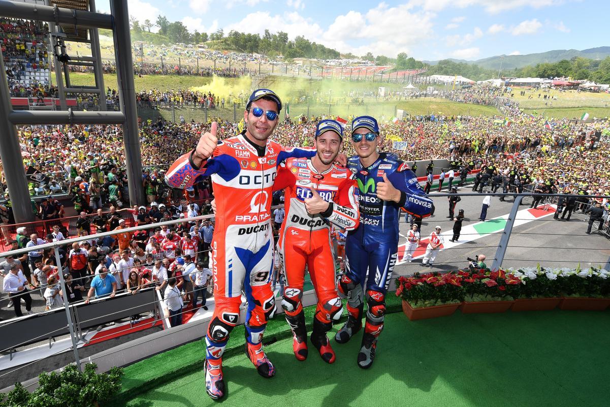 Andrea Dovizioso Moto GP