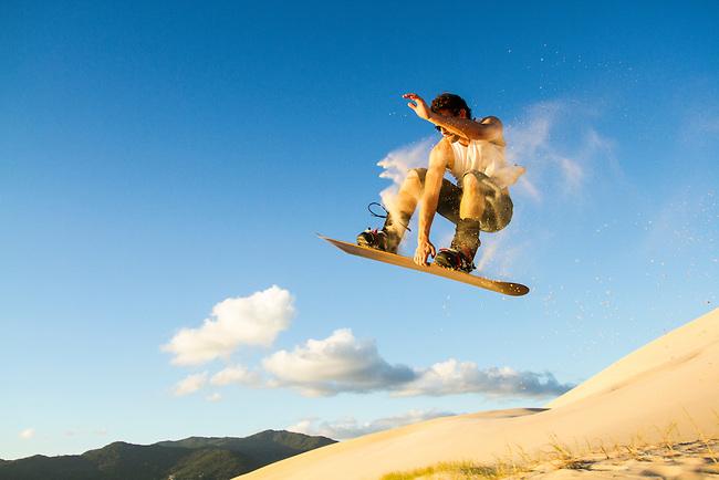sandboard brasil