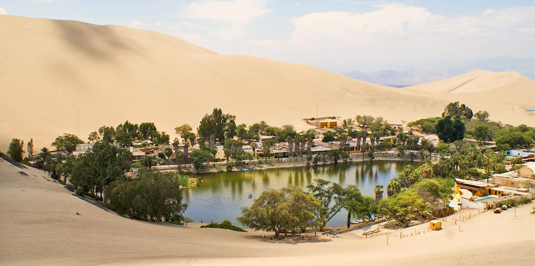 oasis huacachina sandboard