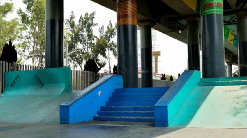 skateparks ciudad de mexico