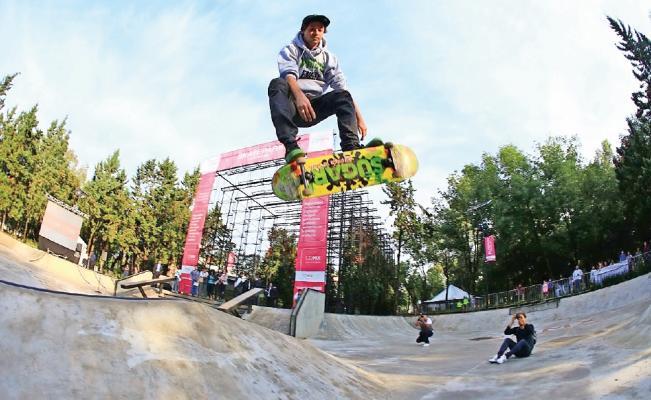 Los coyotes skatepark