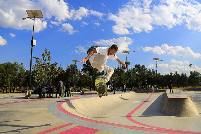 San juan de aragon skatepark