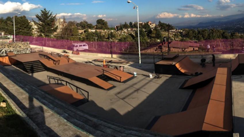 Skatepark la fuente