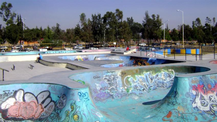 cabeza de juarez skatepark