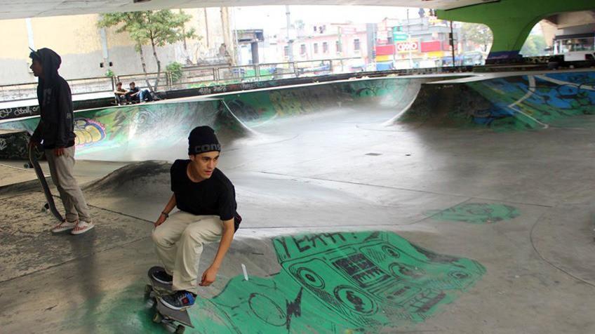 skateparks CDMX san cosme