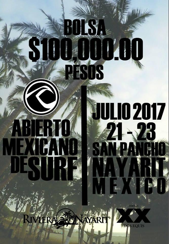 Abierto Mexicano de Surf