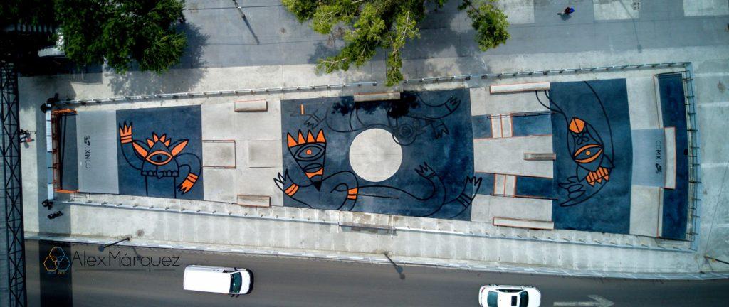 Barrio San Antonio Skatepark