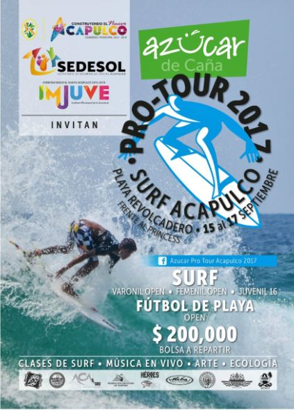 Azúcar Pro Tour Acapulco