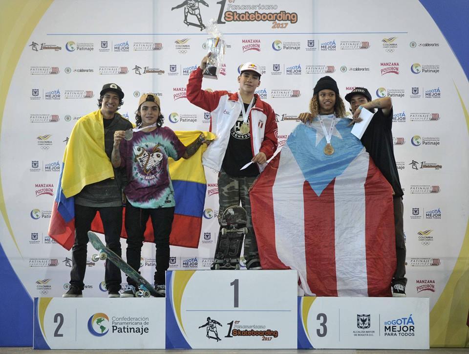 Panamericano de Skateboarding