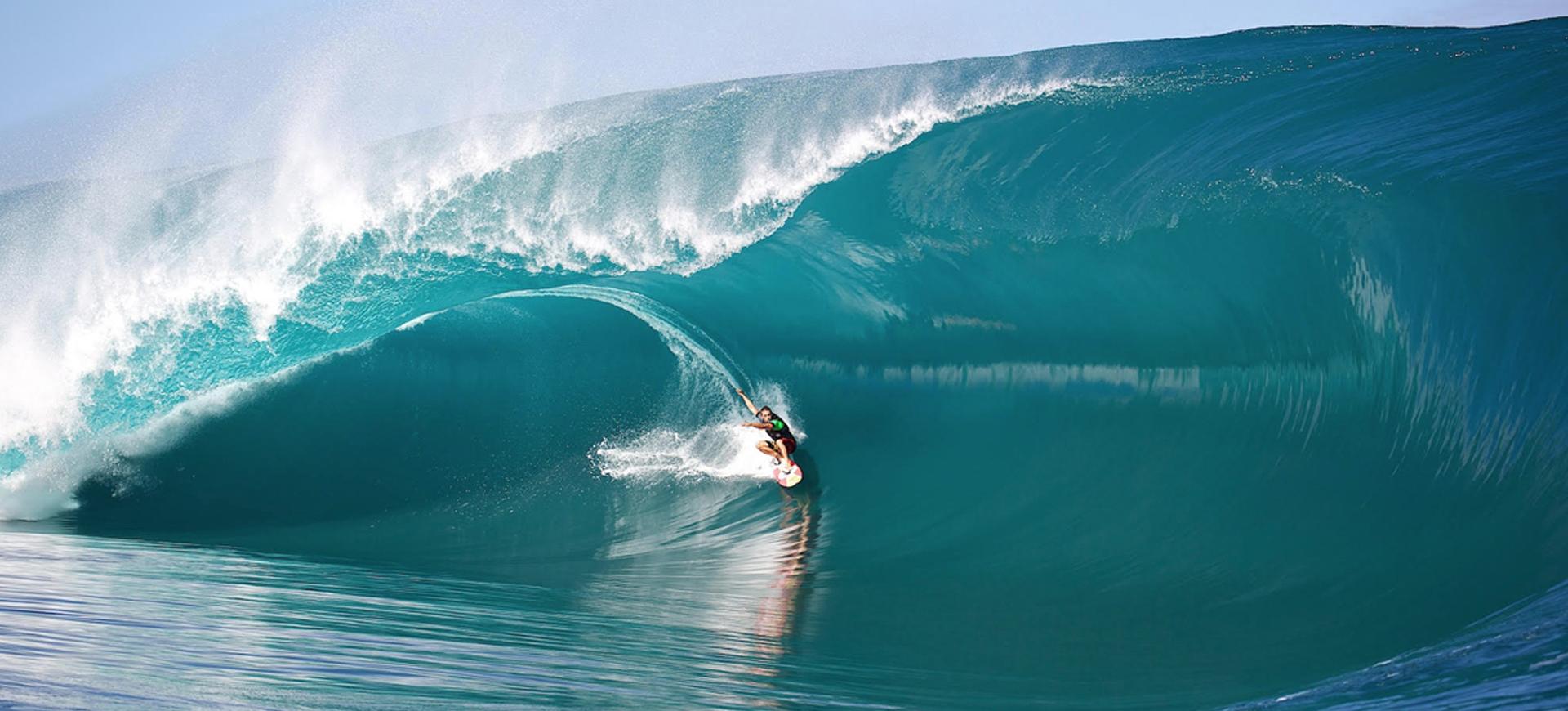 olas más grandes