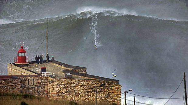 ola mas grande