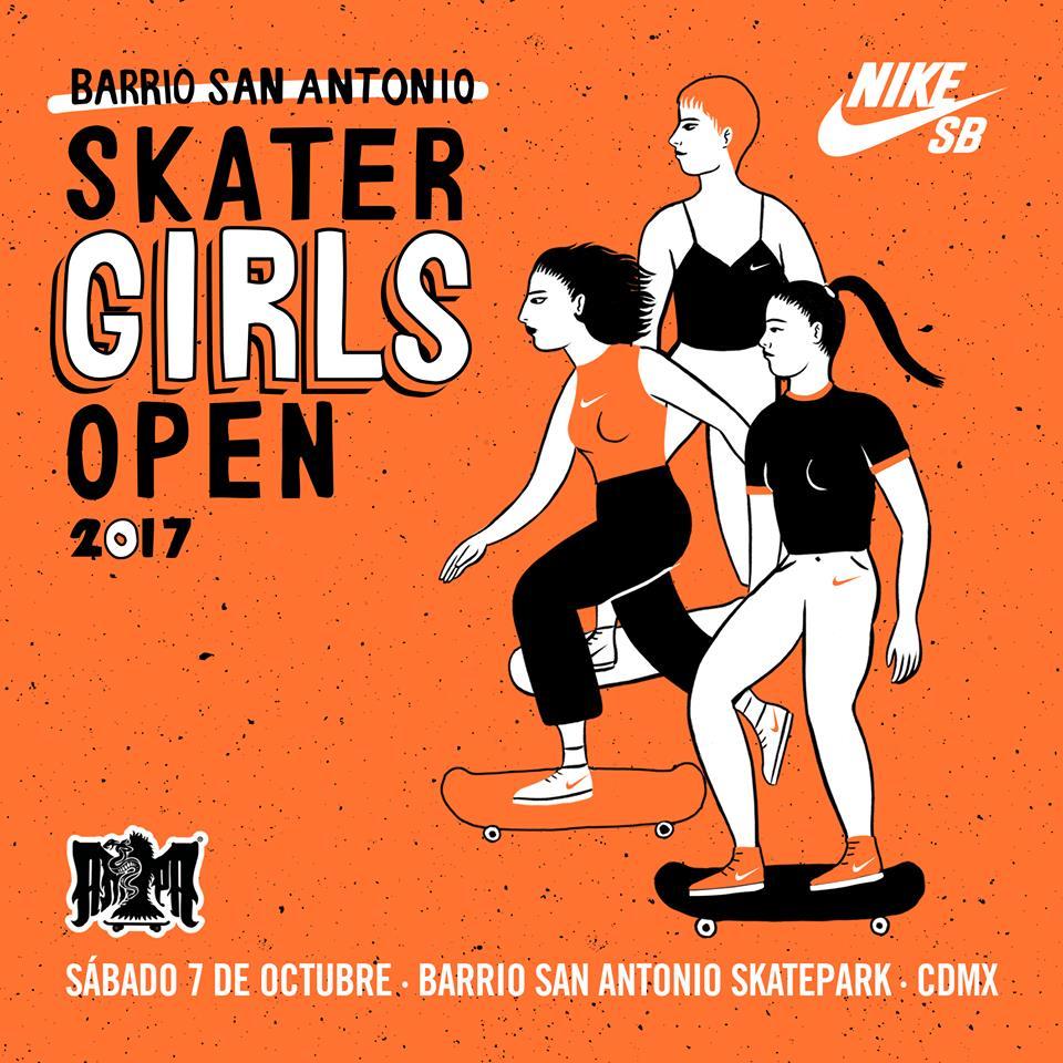 Skater Girls Open