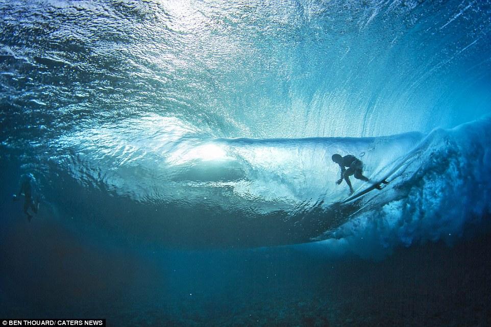 fotos surf thouard