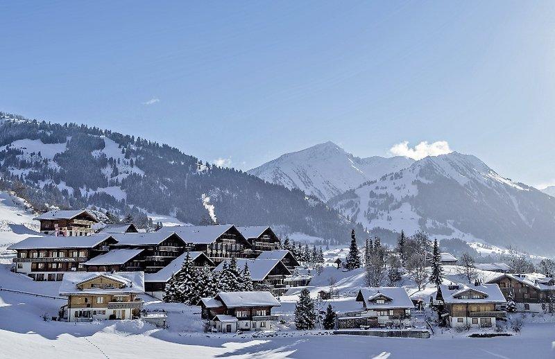 resorts para esquiar