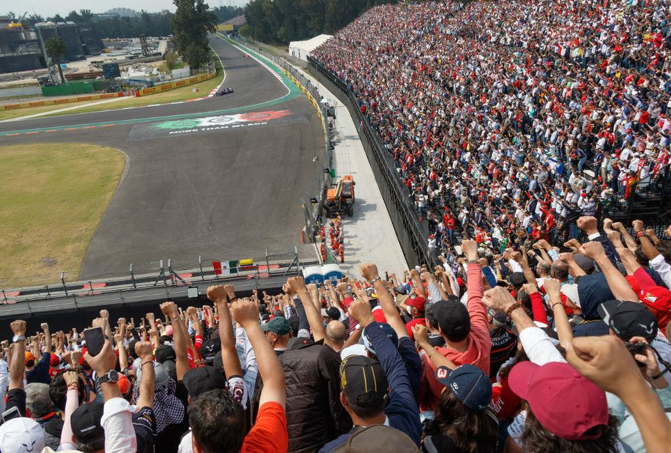 formula 1 autodromo mexico