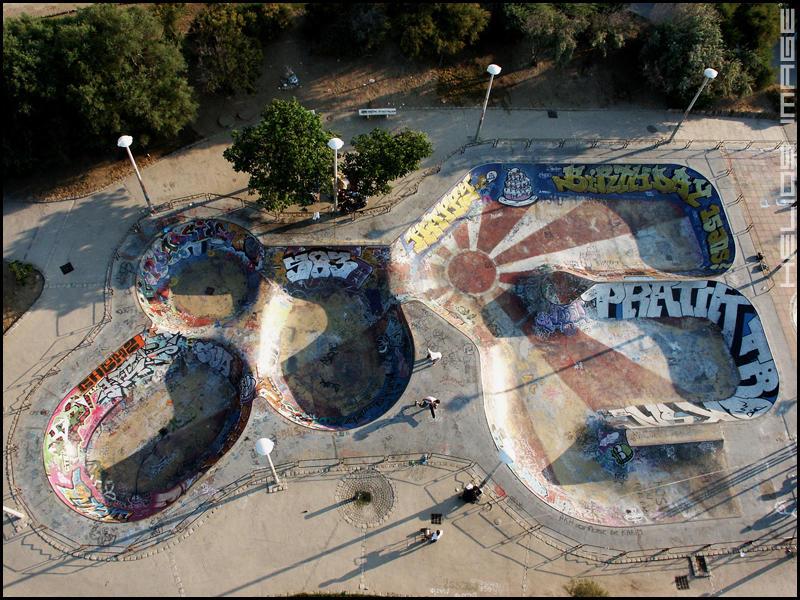 skatepark francia