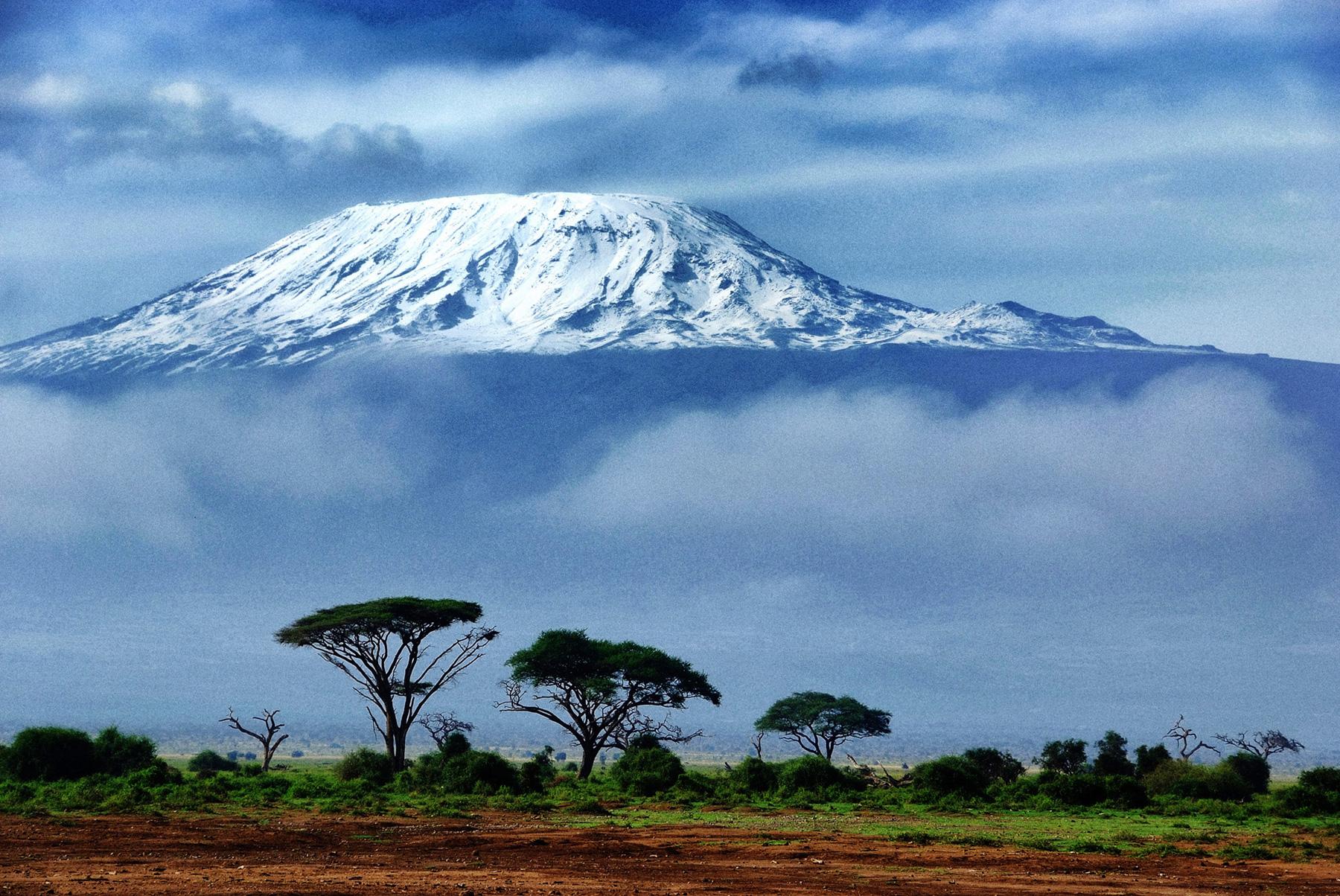 montañas africa