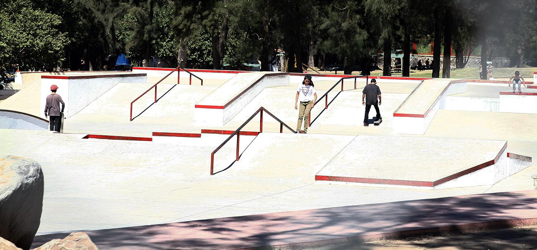 mejores skateparks