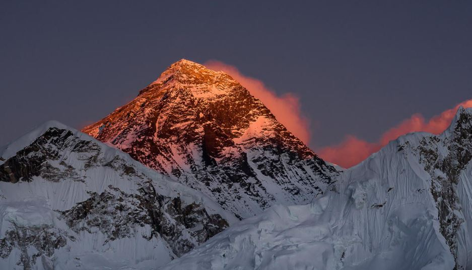 montaña más alta