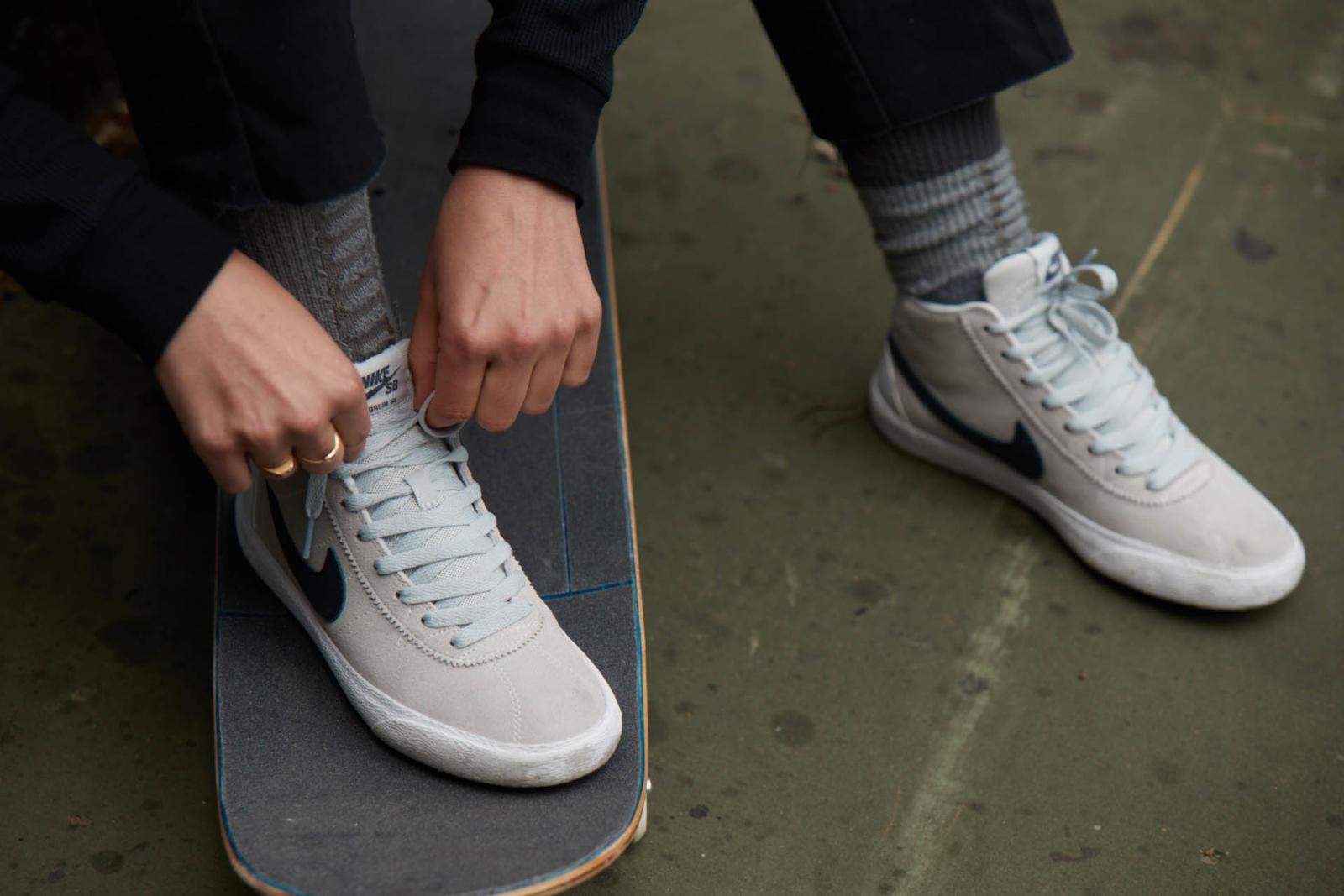 calzado skate