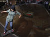 Fishbone skatepark