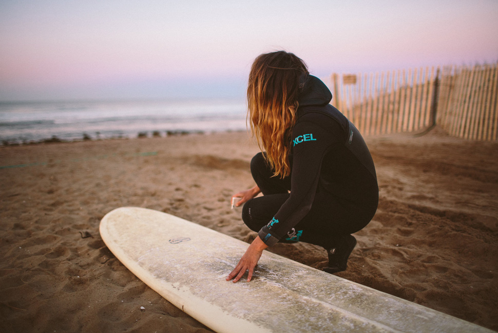 golpes tabla de surf