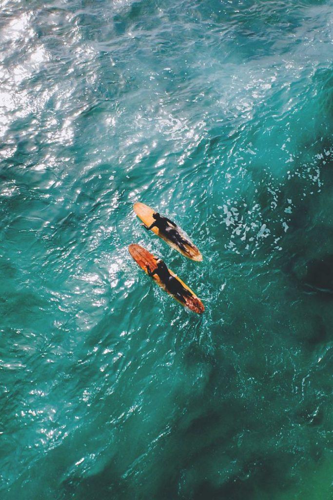 tablas surf