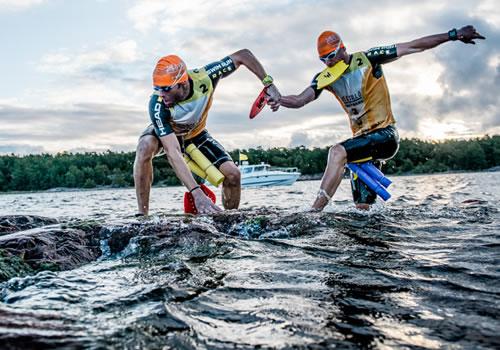 carrera agua abierta